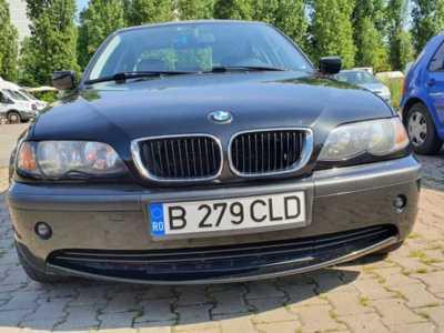 Bmw e46 , 2004 , euro 4 , 2.0 benzina
