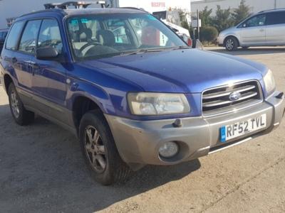 Subaru forester (sg) din 2003, motor 2.0 benzina,