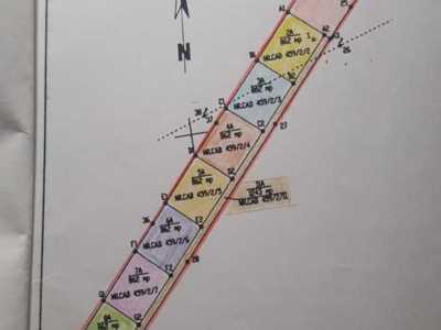 Vând teren intravilan 3100 mp în santana de mures