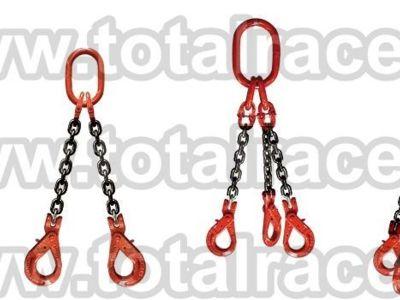 Dispozitive ridicare lanturi 2 brate cu carlige