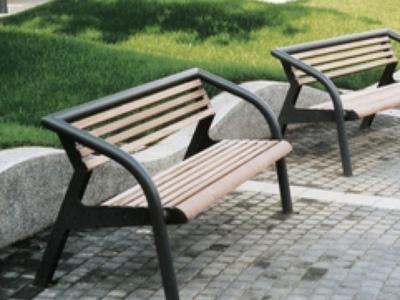 Bancuta parc / banca odihna / mobilier urban