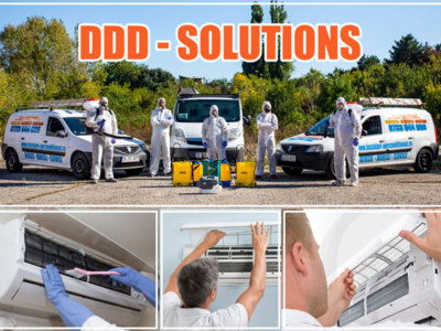 Servicii ddd-dezinsectie, dezinfectie, deratizare