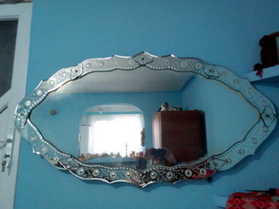 Oglinda veche