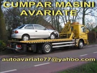 Cumpar auto avariate defecte
