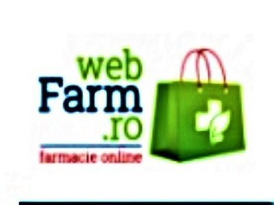 Webfarm.ro, farmacia ta online, oferte speciale!