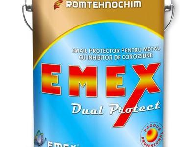 Sistem de protectie anticoroziva 2 in 1 emex dual