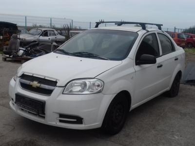 Chevrolet aveo sedan din 2007, motor de 1.2 benzin