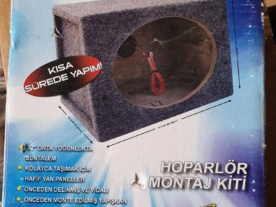 Incinta acustica pentru boxe, cutie sau carcasa pe