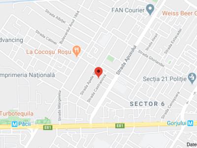 Vânzare apartament 2 camere,bucuresti,sector 6