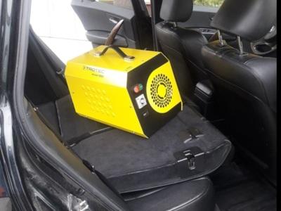 Igienizare autoturisme/locuinte