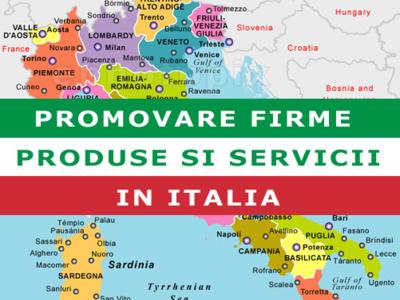 Promovare produse, servicii italia. optimizare seo