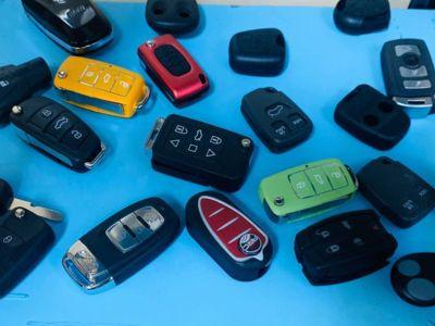 Carcase chei/telecomenzi auto
