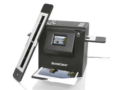 Multiscanner film 4 in 1 silvercrest