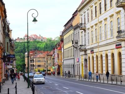 Centrul istoric brasov - unitati regim hotelier