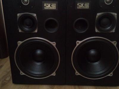 Boxe sx402