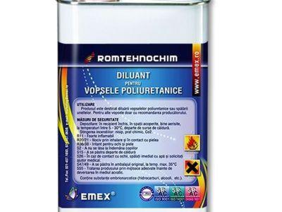 Diluant pentru vopsele poliuretanice emex