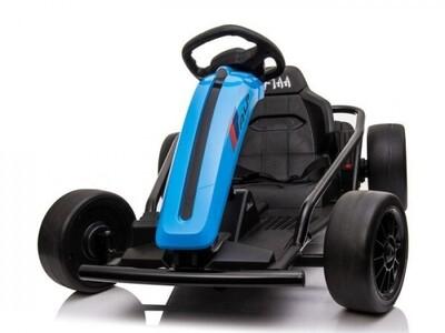 Masinuta-kart electric drift-trike sx1968 blue nou