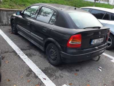 Opel astra g - 2002