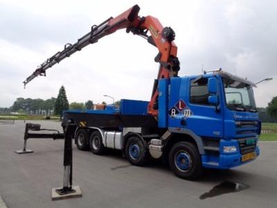 Inchiriez camion cu macara pk 72000, brat 28 m, ca