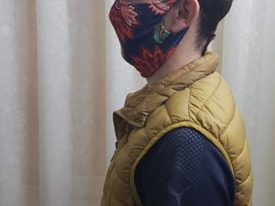 Masti textile reutilizabile pentru protectia fetei