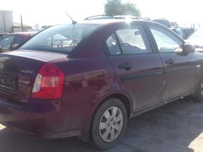 Hyundai accent din 2009 , motor 1.341 benzina tip