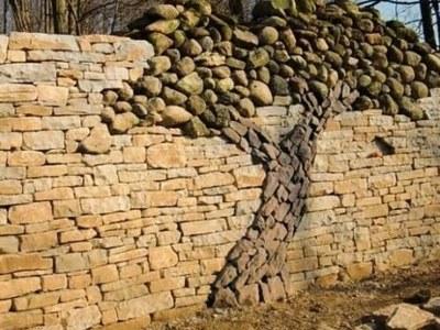 Placări gresie, piatră naturală