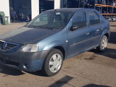 Dacia logan din 2006, motor 1.5 dci, euro 4 , tip