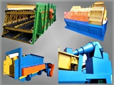 Instalatii de sortare/concasare cariere/balastiere