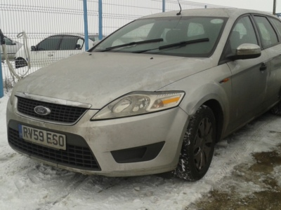 Ford mondeo mk4 break din 2009, 1.8 tdci tip qyba