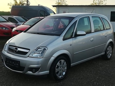Opel meriva  motor: 1.4 benzina, 90 cp, 2007
