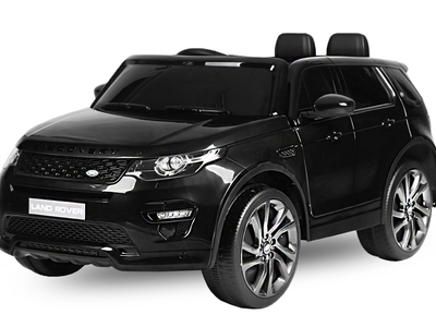 Masina electrica land rover discovery deluxe negru