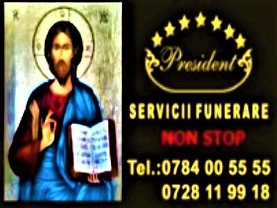 Servicii funerare non-stop president craiova