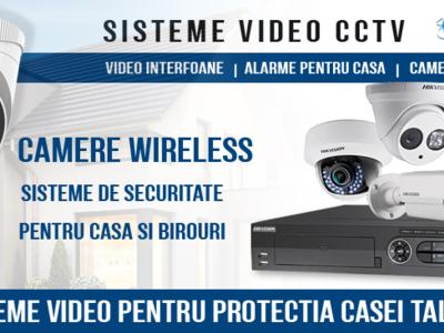 Sisteme video de supraveghere