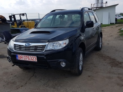 Subaru forester din 2009 ,4x4, motor 2.0 diesel ,t