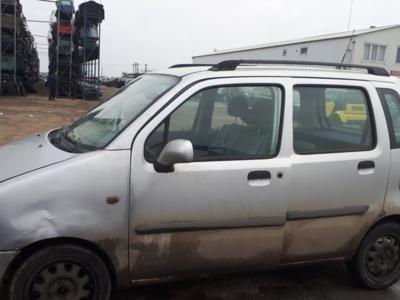 Opel agila din 2000, motor 1.2 benzina, tip z12xe