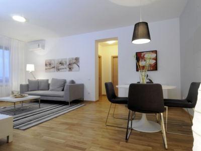 Inchiriere apart. 3 camere modern mobilat baneasa