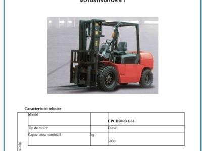 Motostivuitor 3,5 t