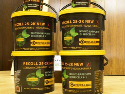 Adeziv bicomponent parchet recoll 25-2k new 2020