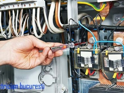 Maistru electrician bucuresti,. reparatii-urgente
