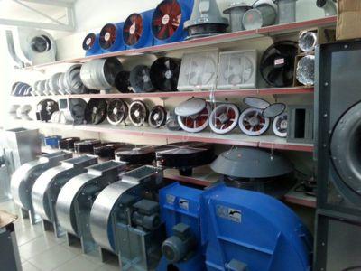 Bpx – ventilator in line pentru tubulatura