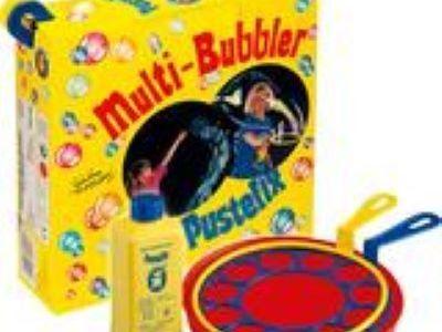 Jucarie baloane de sapun multi-bubbler pustefix