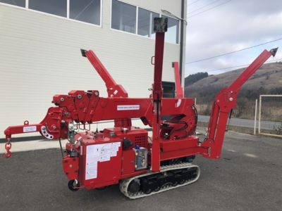 New werner ks295 mini crane