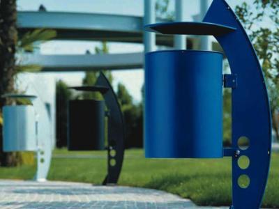 Cos de gunoi / cos gunoi parc / mobilier urban