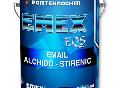 Vopsea profesionala alchido - stirenica emex