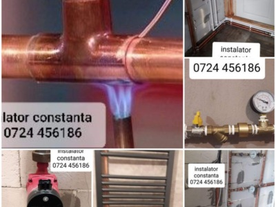 Instalator termic sanitar
