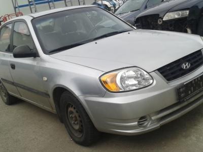 Hyundai accent din 2003 1.5crdi , tip d3ea