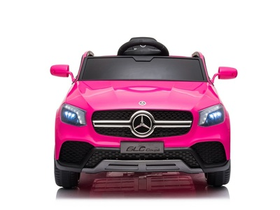 Masinuta mercedes glc coupe roz nou garantie 2 ani
