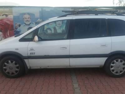 Opel zafira an 2003 euro 3 2.0 dti clasa elegance