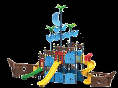 Ansamblu de joaca pentru copii / echipamente parc