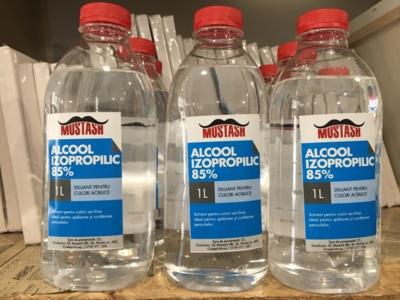 Alcool izopropilic 85%
